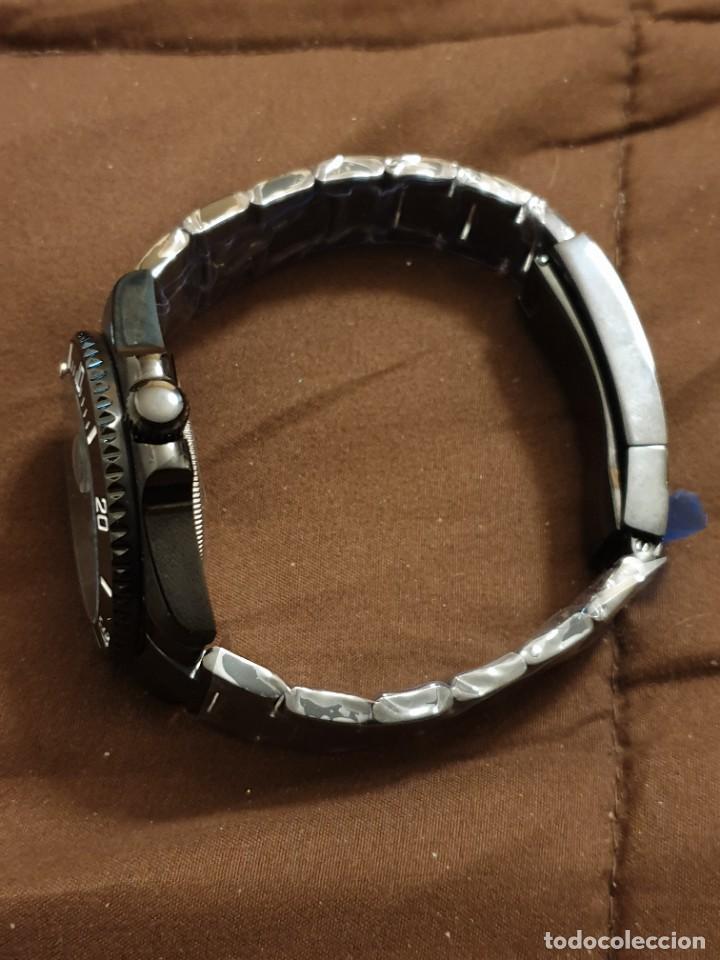 Relojes automáticos: Reloj BLACK SUBMARINER Esfera Estéril Automático Acero Inoxidable 316L - Foto 5 - 237091400