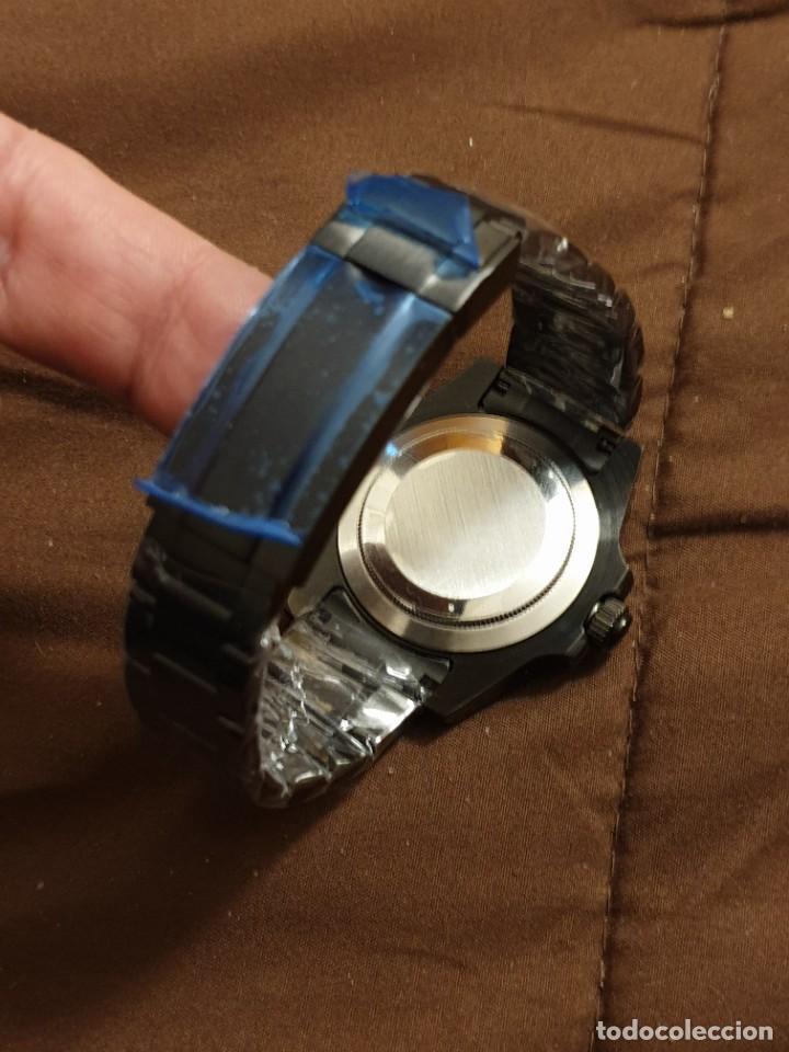 Relojes automáticos: Reloj BLACK SUBMARINER Esfera Estéril Automático Acero Inoxidable 316L - Foto 6 - 237091400