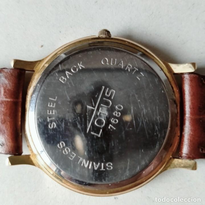Relojes automáticos: Reloj lotus - Foto 3 - 237133430