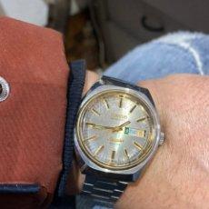 Relojes automáticos: ELOJ VINTAGE DUWARD AQUASTAR 20 ATM, 1970 ,AUTOMATICO, FUNCIONA PERFECTAMENTE.. Lote 237146625