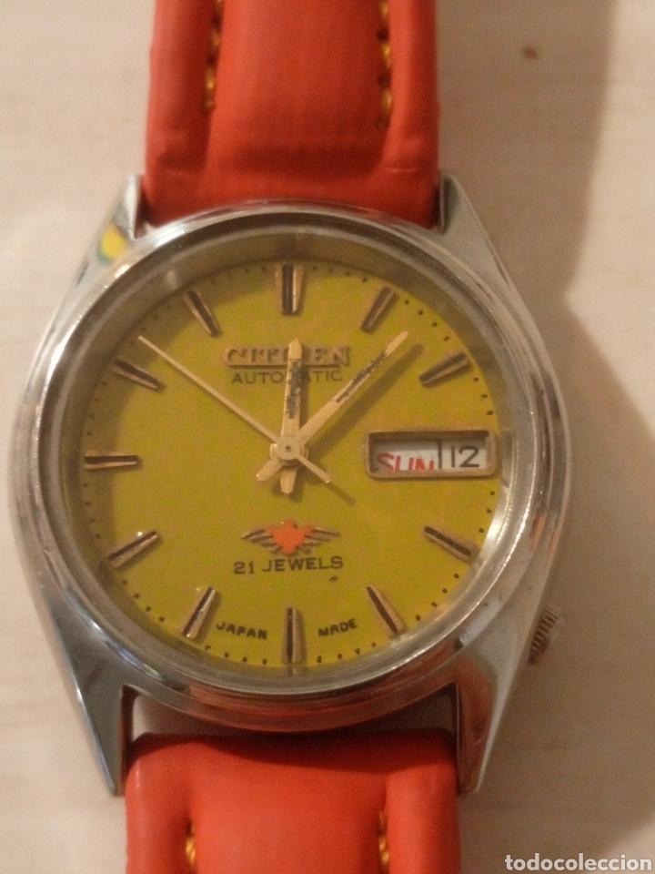 Relojes automáticos: Reloj Citizen - Foto 4 - 237199155