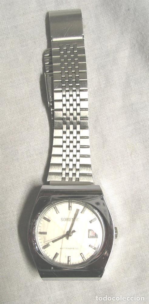 Relojes automáticos: Soriente Reloj pulsera automático, funciona. Med. 3,6 cm - Foto 2 - 238457530