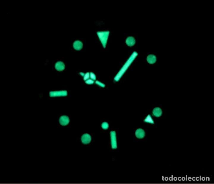 Relojes automáticos: Reloj BLACK SUBMARINER Esfera Estéril Automático Acero Inoxidable 316L - Foto 8 - 237091400