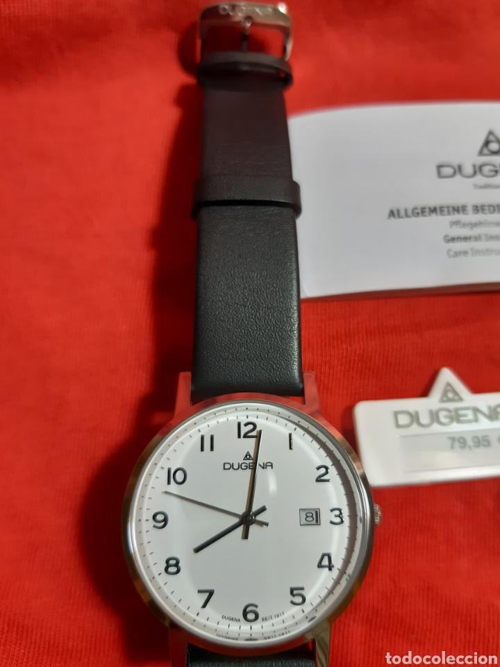 Relojes automáticos: RELOJ ALEMAN MARCA DUGENA NUEVO - Foto 2 - 240520035