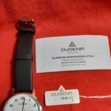 Relojes automáticos: RELOJ ALEMAN MARCA DUGENA NUEVO. Lote 240520035