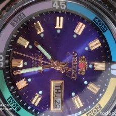 Relojes automáticos: ORIENT CRYSTAL SK BISEL GIRATORIO INTERNO NUEVO 44 MM. NOS. Lote 289442458