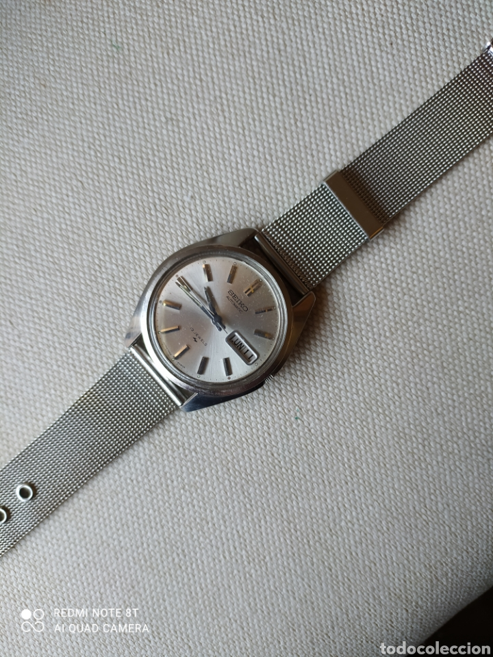RELOJ SEIKO CLASICO AUTOMATICO (Relojes - Relojes Automáticos)