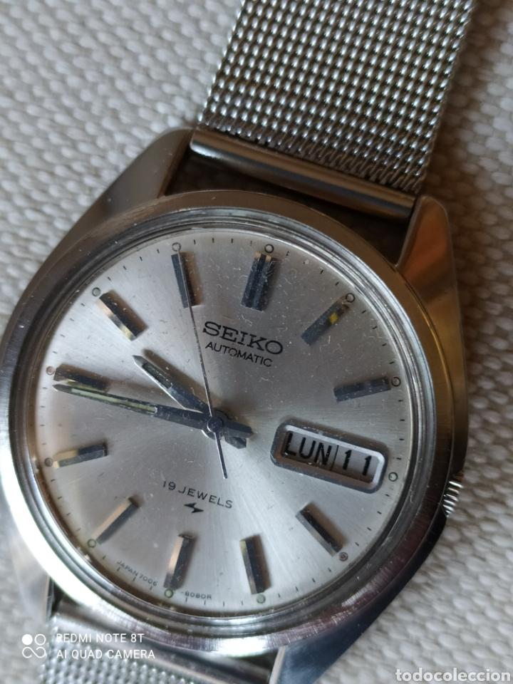 Relojes automáticos: Reloj Seiko Clasico Automatico - Foto 2 - 241372005
