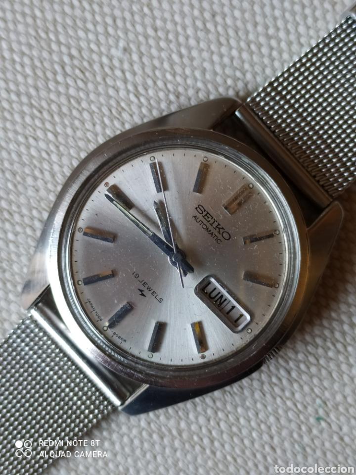 Relojes automáticos: Reloj Seiko Clasico Automatico - Foto 3 - 241372005