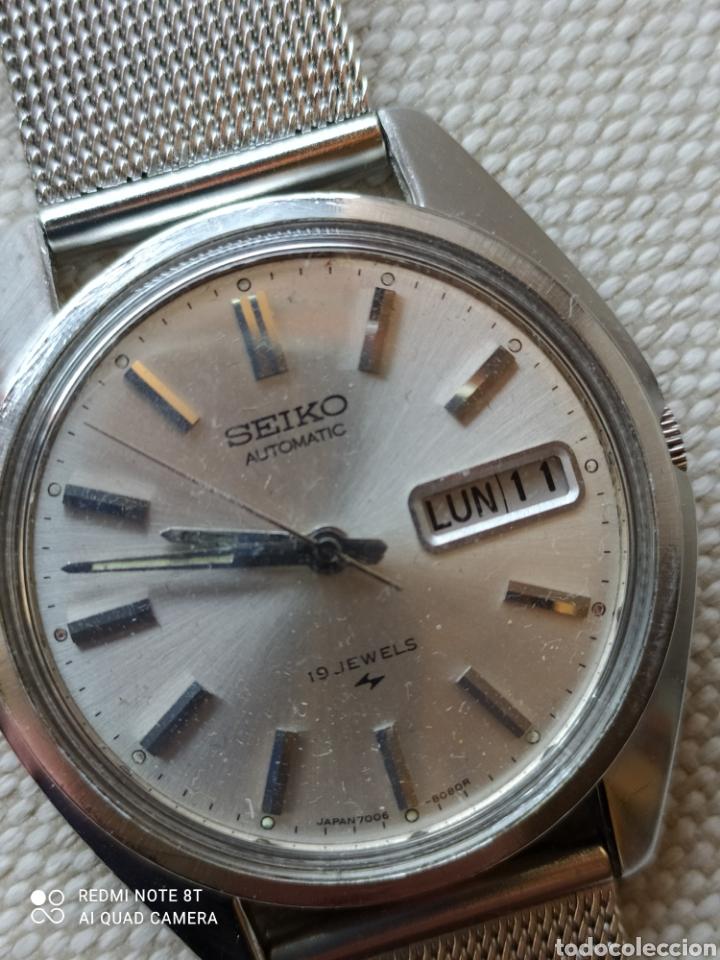 Relojes automáticos: Reloj Seiko Clasico Automatico - Foto 12 - 241372005