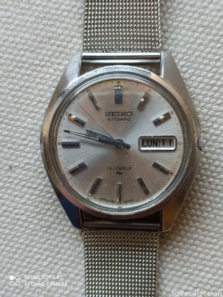Relojes automáticos: Reloj Seiko Clasico Automatico - Foto 13 - 241372005