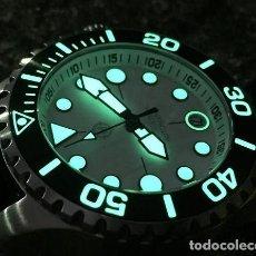 Relojes automáticos: RELOJ DE BUCEO HELM MODELO KOMODO CERTIFICADO ISO 6425 NUEVO A ESTRENAR. COMPLETO.. Lote 241694755