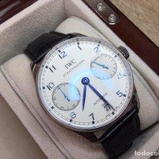 Relojes automáticos: IWC PORTUGIESER 7 DAYS (1:1 BEST-SUPER CLONE). Lote 241846025