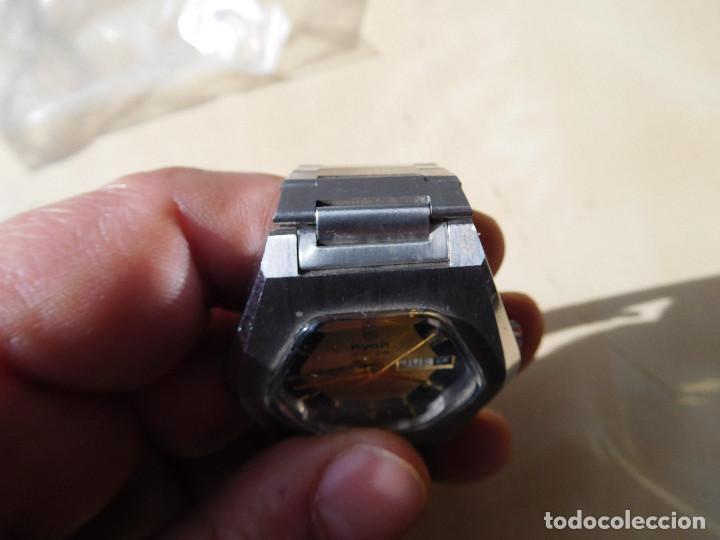 Relojes automáticos: Reloj automático de la marca Nyon NOS - Foto 6 - 241916640
