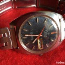 Relojes automáticos: EXTRAORDINARIO RELOJ AUTOMÁTICO POTENS 25 JEWELS DOBLE CALENDARIO. Lote 243009430