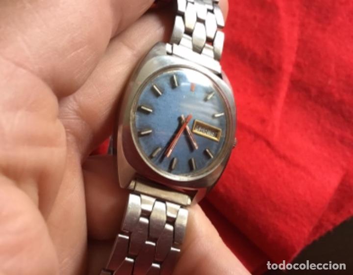 Relojes automáticos: Extraordinario Reloj Automático Potens 25 jewels Doble calendario - Foto 4 - 243009430