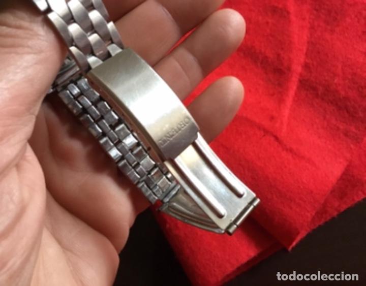 Relojes automáticos: Extraordinario Reloj Automático Potens 25 jewels Doble calendario - Foto 7 - 243009430