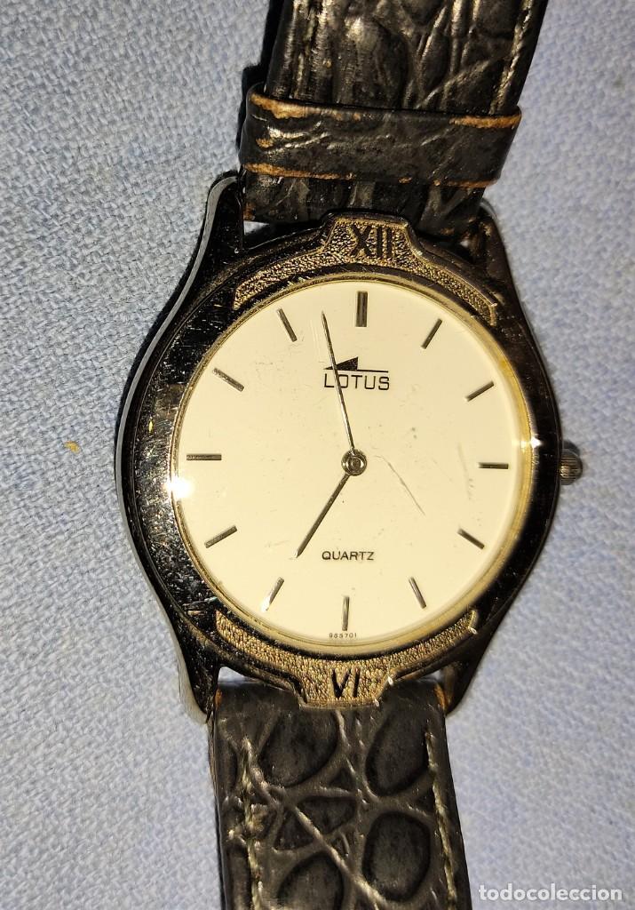 ANTIGUO RELOJ DE PULSERA LOTUS (Relojes - Relojes Automáticos)