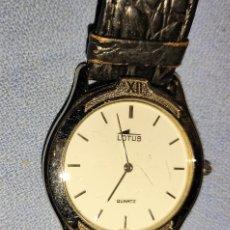 Relojes automáticos: ANTIGUO RELOJ DE PULSERA LOTUS. Lote 243150085