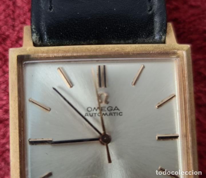 Relojes automáticos: REOJ DE SEÑORA OMEGA AUTOMATIC. 24 JEWELS. CALIBRE 671. SUIZA. CIRCA 1960. - Foto 5 - 243592655