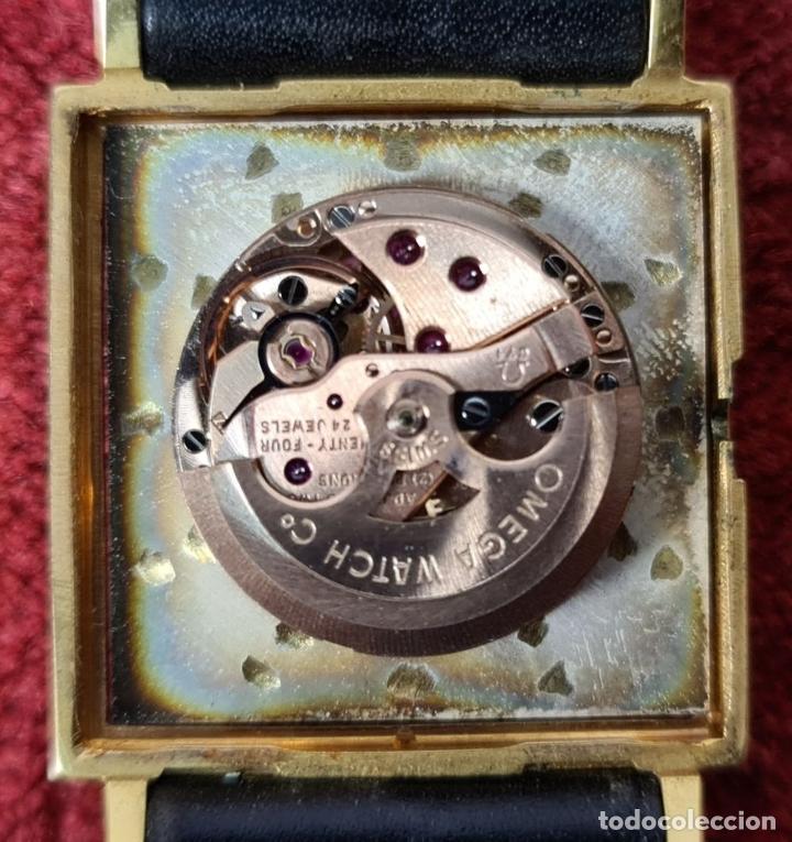 Relojes automáticos: REOJ DE SEÑORA OMEGA AUTOMATIC. 24 JEWELS. CALIBRE 671. SUIZA. CIRCA 1960. - Foto 6 - 243592655