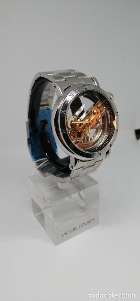 Relojes automáticos: RELOJ FORSINING AUTOMATICO - Foto 2 - 243673365