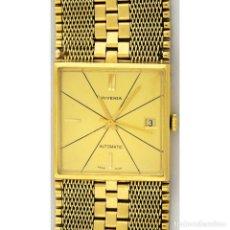 Relojes automáticos: JUVENIA AUTOMATIC. RELOJ AUTOMÁTICO DE PULSERA PARA CABALLERO. ORO 18K. SUIZA, CA. 1960. Lote 243955090