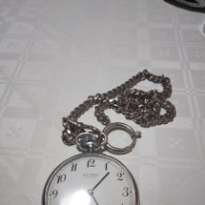 Relojes automáticos: RELOJ DE BOLSILLO AUTOMÁTICO MARCA VERNI. Lote 244418700