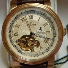 Relojes automáticos: RELOJ ALEMÁN HOMENAJE A RICHARD STRAUSS AUTOMÁTICO ADMITO OFERTAS SERIAS. Lote 244472225