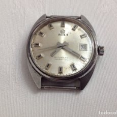 Relojes automáticos: ANTIGUO RELOJ SUIZO AUTOMATICO AGUILA INCABLOC LIMPIEZA INTERIOR FUNCIONANDO PERFECTO. Lote 244581865