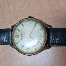Relojes automáticos: RELOJ VINTAGE DOGMA PRIMA AUTOMÁTICO CHAPADO EN ORO 10 MICRAS. Lote 244602640