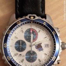 Relojes automáticos: RELOJ LOTUS 10024-2 REAL SOCIEDAD DE FÚTBOL. Lote 244618790