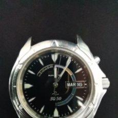 Relojes automáticos: SEIKO SQ-50. Lote 244624450