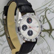 Relojes automáticos: EBERHARD-CRONOGRAFO-AUTOMATICO-PRECIOSO RELOJ DE PULSERA-FUNCIONANDO. Lote 244755155