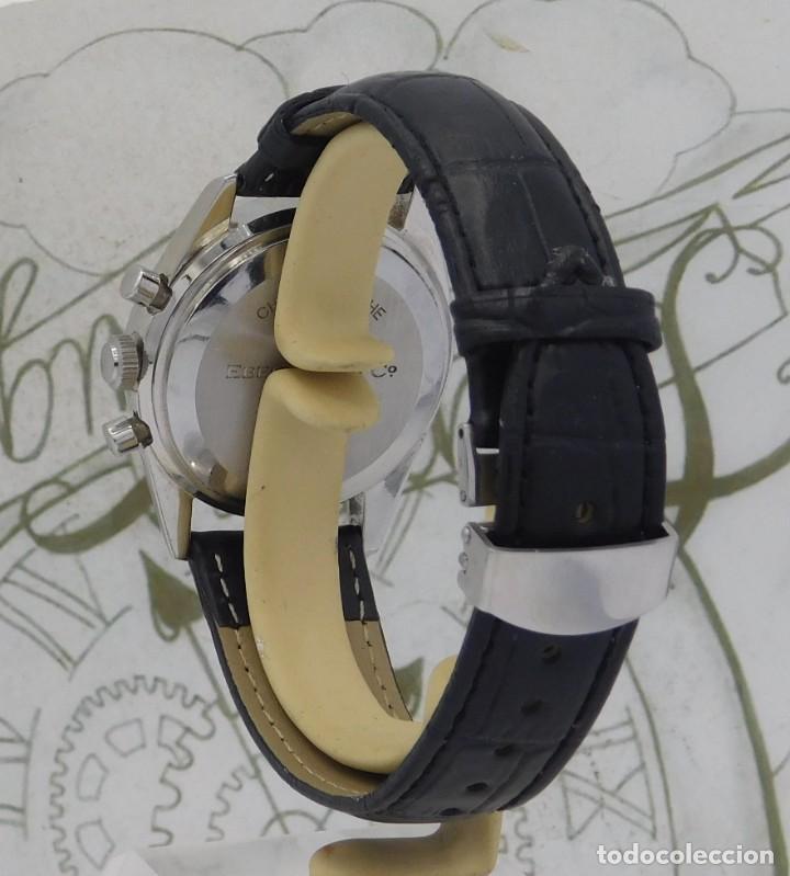 Relojes automáticos: EBERHARD-CRONOGRAFO-AUTOMATICO-PRECIOSO RELOJ DE PULSERA-FUNCIONANDO - Foto 10 - 244755155