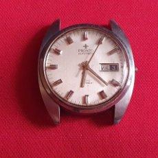 Relojes automáticos: RELOJ FRONTO AUTOMATICO LE FALTA LA CORONA. MIDE 36 MM DIAMETRO. Lote 245191790