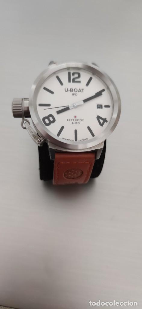 U-BOAT- CLASSICO IFO LEFT HOOK. HOMBRE 2.000-2.010. AUTOMÁTICO. (Relojes - Relojes Automáticos)
