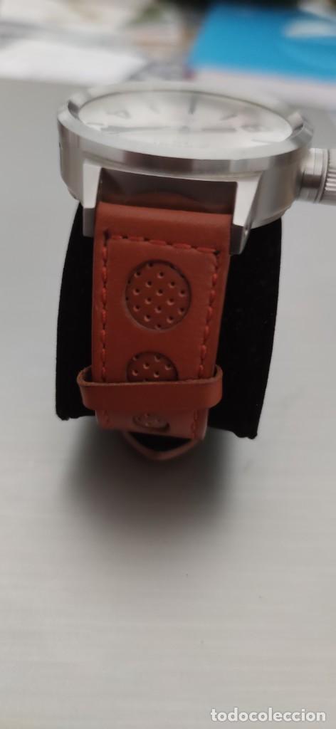 Relojes automáticos: U-BOAT- CLASSICO IFO LEFT HOOK. HOMBRE 2.000-2.010. AUTOMÁTICO. - Foto 4 - 245394630