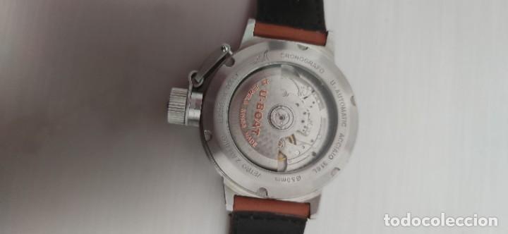 Relojes automáticos: U-BOAT- CLASSICO IFO LEFT HOOK. HOMBRE 2.000-2.010. AUTOMÁTICO. - Foto 10 - 245394630