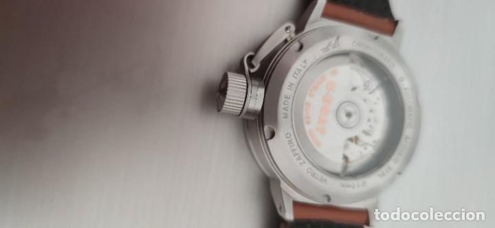 Relojes automáticos: U-BOAT- CLASSICO IFO LEFT HOOK. HOMBRE 2.000-2.010. AUTOMÁTICO. - Foto 11 - 245394630
