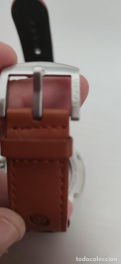 Relojes automáticos: U-BOAT- CLASSICO IFO LEFT HOOK. HOMBRE 2.000-2.010. AUTOMÁTICO. - Foto 12 - 245394630