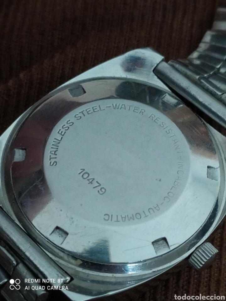 Relojes automáticos: Reloj POTENS de Luxe automático de acero, 25 rubís, - Foto 5 - 245429980