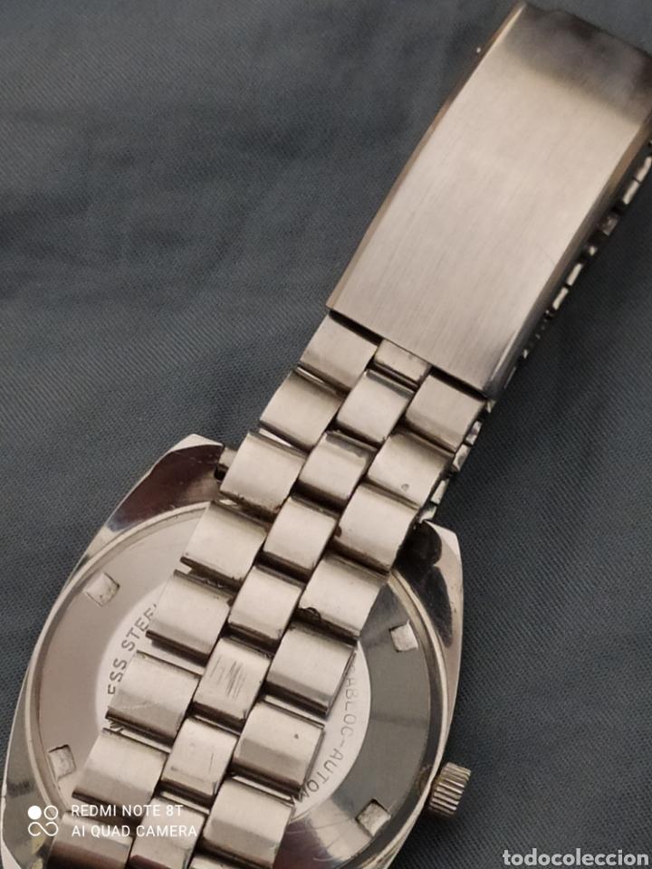 Relojes automáticos: Reloj POTENS de Luxe automático de acero, 25 rubís, - Foto 8 - 245429980
