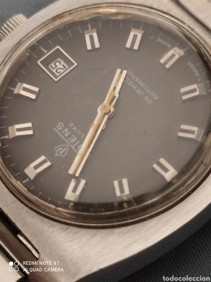Relojes automáticos: Reloj POTENS de Luxe automático de acero, 25 rubís, - Foto 9 - 245429980