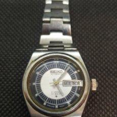 Relojes automáticos: ANTIGUO RELOJ SEIKO AUTOMATIC. FUNCIONA. Lote 245432300