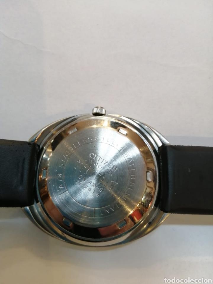 Relojes automáticos: RELOJ CITIZEN AUTOMÁTICO - Foto 4 - 245451330