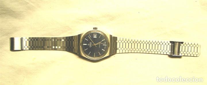 Relojes automáticos: Potens Reloj Automatico, Calendario, Funciona. Med. 34 mm sin contar Corona - Foto 2 - 245455055