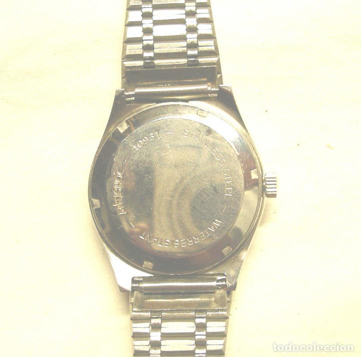 Relojes automáticos: Potens Reloj Automatico, Calendario, Funciona. Med. 34 mm sin contar Corona - Foto 3 - 245455055