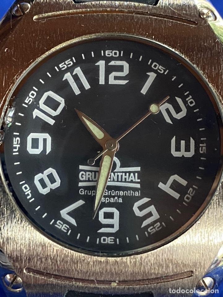 Relojes automáticos: Reloj Grunenthal/ AD Watch / Limited Edition - Foto 3 - 245545745