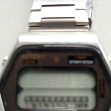 Relojes automáticos: RELOJ CON PULSERA DE CABALLERO MAQUINARIA DE CUARZO. Lote 246150030